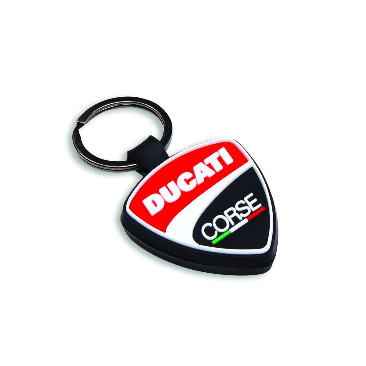 LLAVERO Ducati Corse Shield